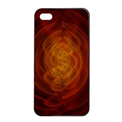 High Res Nostars Orange Gold Apple Iphone 4/4s Seamless Case (black) by Mariart