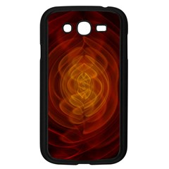 High Res Nostars Orange Gold Samsung Galaxy Grand Duos I9082 Case (black) by Mariart