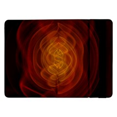 High Res Nostars Orange Gold Samsung Galaxy Tab Pro 12 2  Flip Case by Mariart
