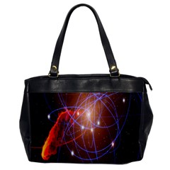 Highest Resolution Version Space Net Office Handbags by Mariart