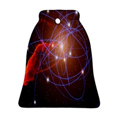 Highest Resolution Version Space Net Ornament (bell) by Mariart
