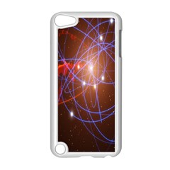Highest Resolution Version Space Net Apple Ipod Touch 5 Case (white) by Mariart