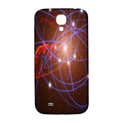 Highest Resolution Version Space Net Samsung Galaxy S4 I9500/i9505  Hardshell Back Case by Mariart