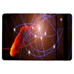 Highest Resolution Version Space Net Ipad Air Flip by Mariart