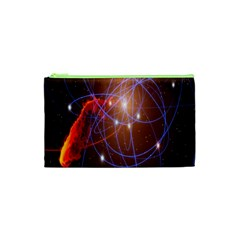 Highest Resolution Version Space Net Cosmetic Bag (xs) by Mariart