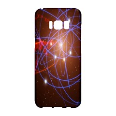 Highest Resolution Version Space Net Samsung Galaxy S8 Hardshell Case  by Mariart