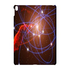 Highest Resolution Version Space Net Apple Ipad Pro 10 5   Hardshell Case