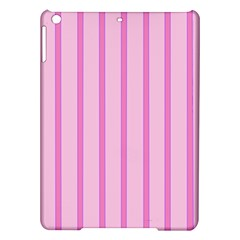 Line Pink Vertical Ipad Air Hardshell Cases by Mariart