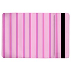 Line Pink Vertical Ipad Air 2 Flip by Mariart