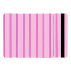 Line Pink Vertical Apple Ipad Pro 10 5   Flip Case