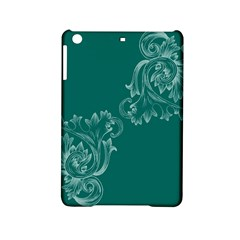 Leaf Green Blue Sexy Ipad Mini 2 Hardshell Cases by Mariart