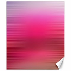Line Pink Space Sexy Rainbow Canvas 20  X 24   by Mariart
