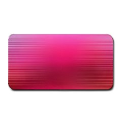 Line Pink Space Sexy Rainbow Medium Bar Mats