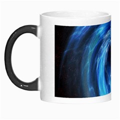 Hole Space Galaxy Star Planet Morph Mugs by Mariart