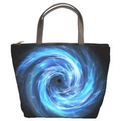 Hole Space Galaxy Star Planet Bucket Bags by Mariart