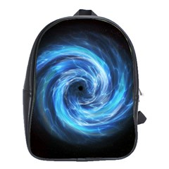 Hole Space Galaxy Star Planet School Bag (xl) by Mariart