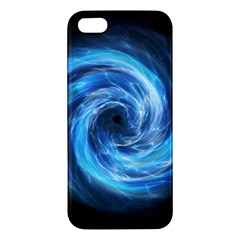 Hole Space Galaxy Star Planet Apple Iphone 5 Premium Hardshell Case by Mariart