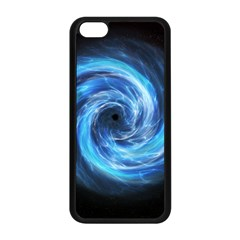 Hole Space Galaxy Star Planet Apple Iphone 5c Seamless Case (black) by Mariart