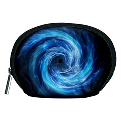 Hole Space Galaxy Star Planet Accessory Pouches (medium)  by Mariart