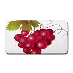 Red Fruit Grape Medium Bar Mats