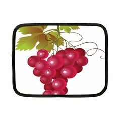 Red Fruit Grape Netbook Case (small)  by Mariart