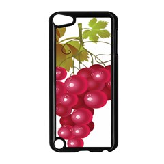 Red Fruit Grape Apple Ipod Touch 5 Case (black) by Mariart