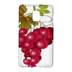 Red Fruit Grape Galaxy Note Edge by Mariart