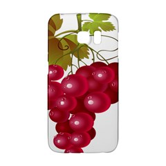 Red Fruit Grape Galaxy S6 Edge by Mariart