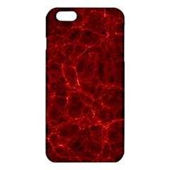 Simulation Red Water Waves Light Iphone 6 Plus/6s Plus Tpu Case by Mariart