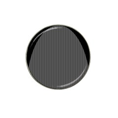 Space Line Grey Black Hat Clip Ball Marker by Mariart