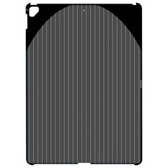Space Line Grey Black Apple Ipad Pro 12 9   Hardshell Case by Mariart