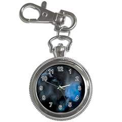Space Star Blue Sky Key Chain Watches by Mariart
