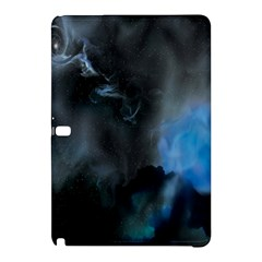 Space Star Blue Sky Samsung Galaxy Tab Pro 12 2 Hardshell Case by Mariart