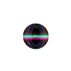 Spectrum Space Line Rainbow Hole 1  Mini Buttons by Mariart
