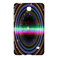 Spectrum Space Line Rainbow Hole Samsung Galaxy Tab 4 (7 ) Hardshell Case  by Mariart