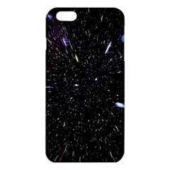 Space Warp Speed Hyperspace Through Starfield Nebula Space Star Hole Galaxy Iphone 6 Plus/6s Plus Tpu Case by Mariart
