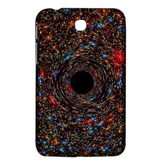 Space Star Light Black Hole Samsung Galaxy Tab 3 (7 ) P3200 Hardshell Case  by Mariart