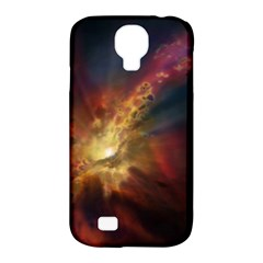 Sun Light Galaxy Samsung Galaxy S4 Classic Hardshell Case (pc+silicone) by Mariart