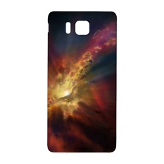 Sun Light Galaxy Samsung Galaxy Alpha Hardshell Back Case by Mariart