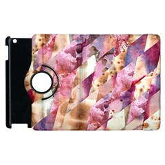 Stone Spot Triangle Apple Ipad 3/4 Flip 360 Case by Mariart