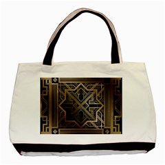 Art Nouveau Basic Tote Bag