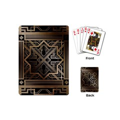 Art Nouveau Playing Cards (mini)