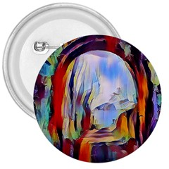 Abstract Tunnel 3  Buttons by 8fugoso