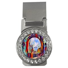 Abstract Tunnel Money Clips (cz)  by 8fugoso