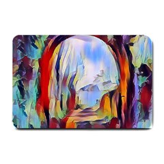 Abstract Tunnel Small Doormat