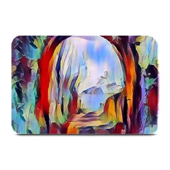 Abstract Tunnel Plate Mats
