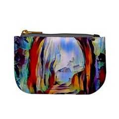 Abstract Tunnel Mini Coin Purses