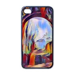 Abstract Tunnel Apple Iphone 4 Case (black)