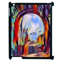 Abstract Tunnel Apple Ipad 2 Case (black)