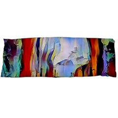 Abstract Tunnel Body Pillow Case (dakimakura)